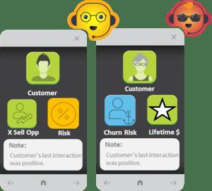 Agent X - Customer Engagement Technology