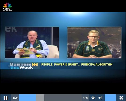 CNBC interview on South Africa vs New Zealand Prediction