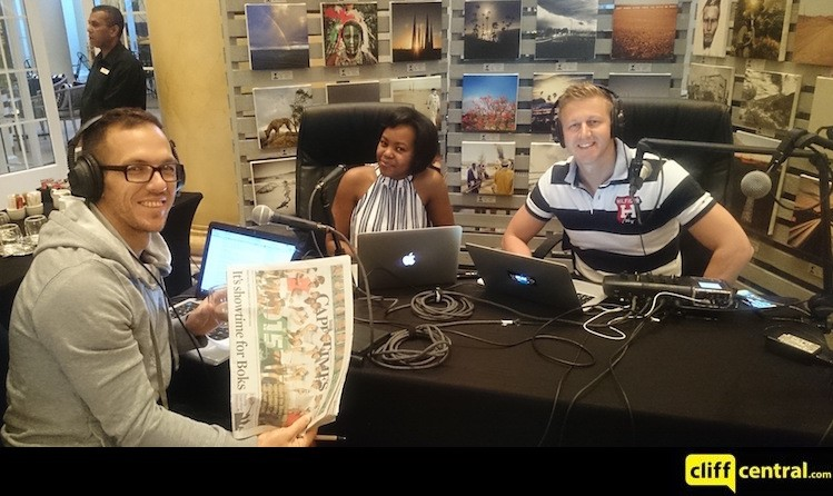 CliffCentral chats rugby predictions with Principa