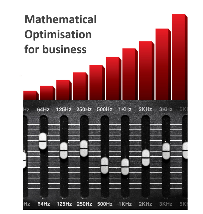 mathematical optimisation for business