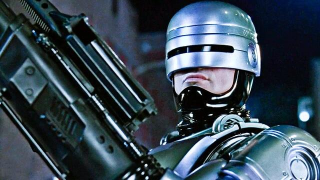 Chinese government surveillance through Big Data resembles Robocop scenario